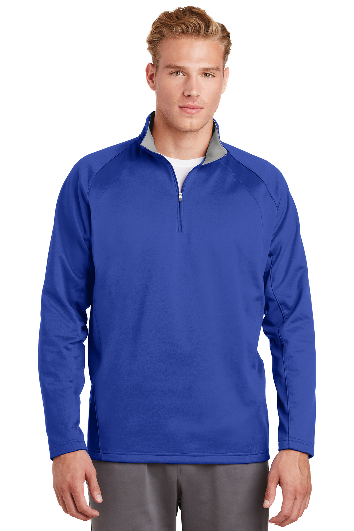 Sport-Tek Sport-Wick Fleece Jacket. F243