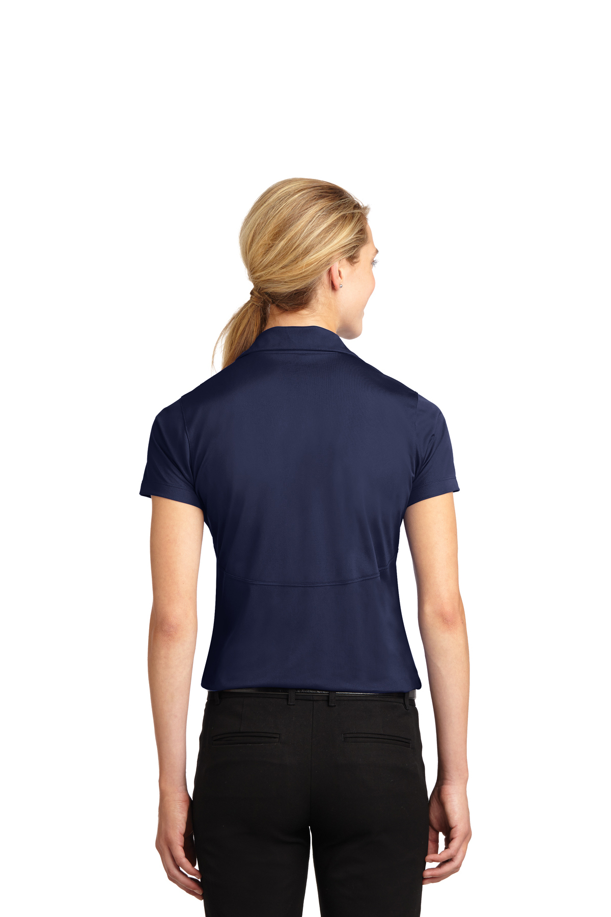 Sport Tek Ladies Micropique Sport Wick Polo Ladies Women Polos Knits Sanmar Not just a sharp look—it's snag resistant, too! sport tek ladies micropique sport wick