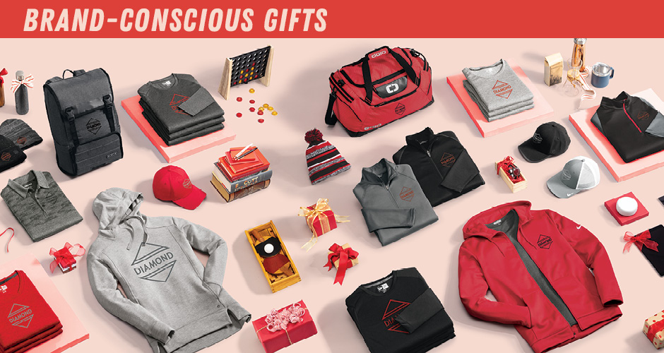 Gift Giving Brand Conscious Section