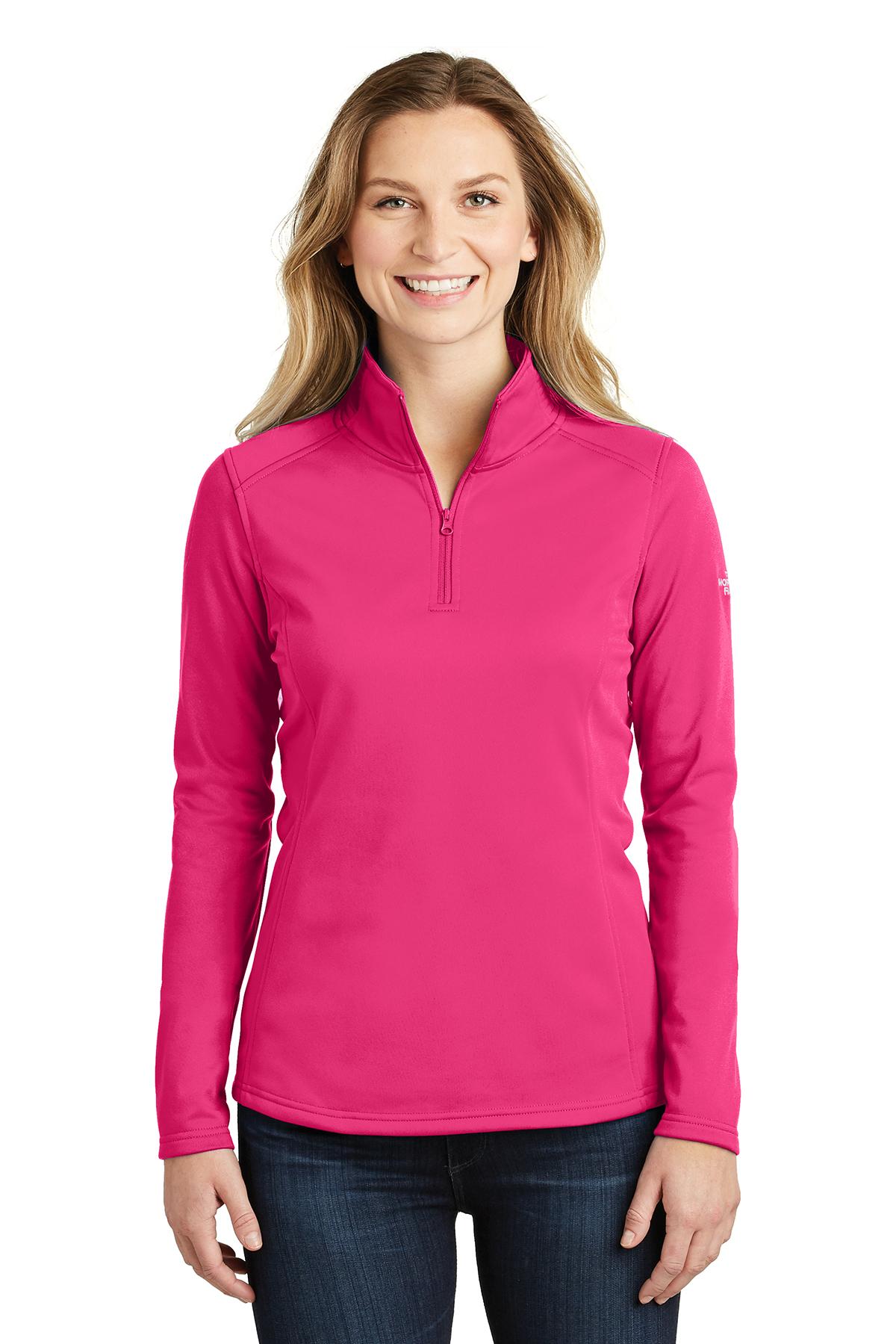 e5b185a7e The North Face® Ladies Tech 1/4-Zip Fleece   Sweatshirts/Fleece   SanMar