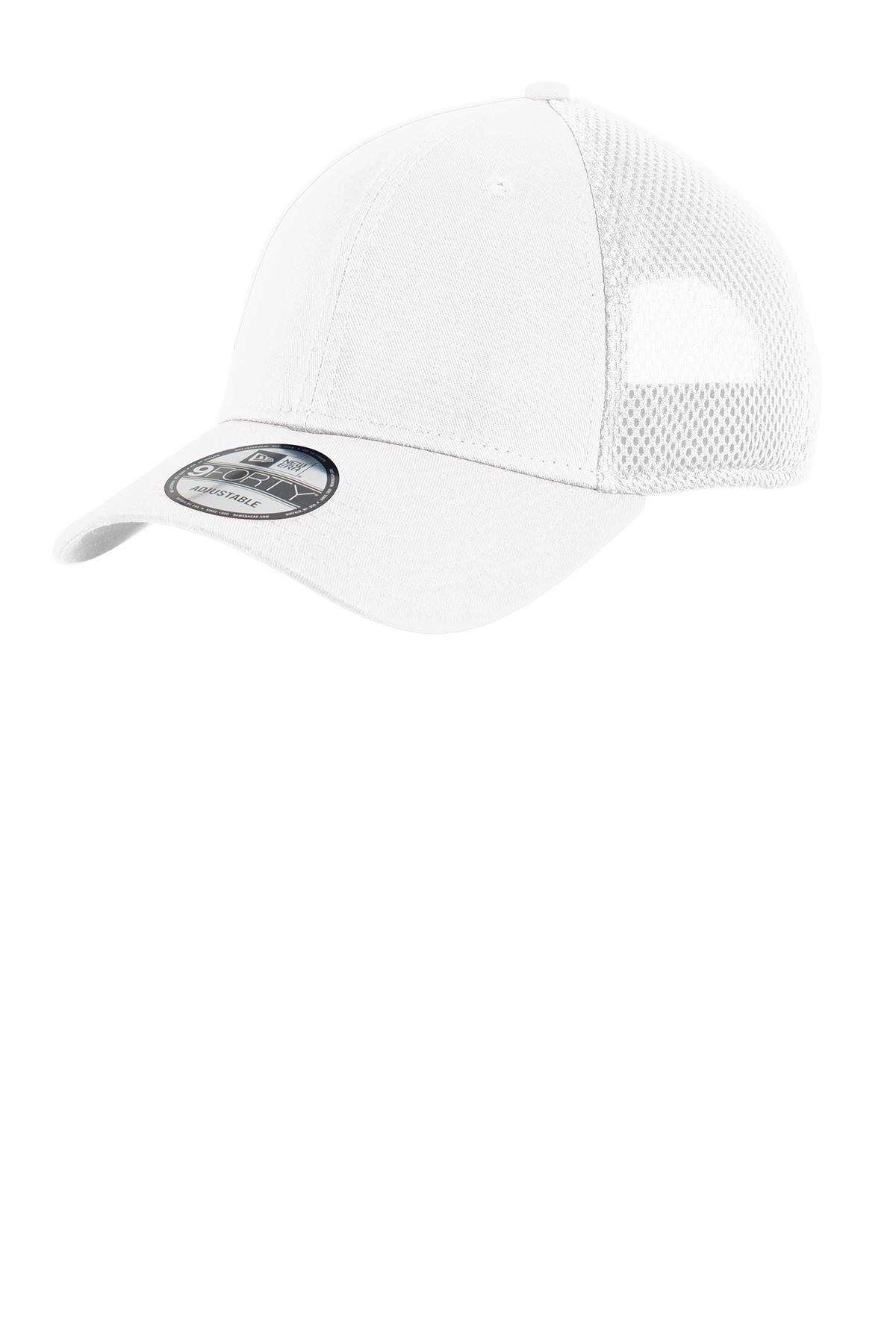 54010f43757e2 New Era® - Snapback Contrast Front Mesh Cap