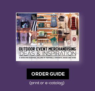 Outdoor Events Order Guide