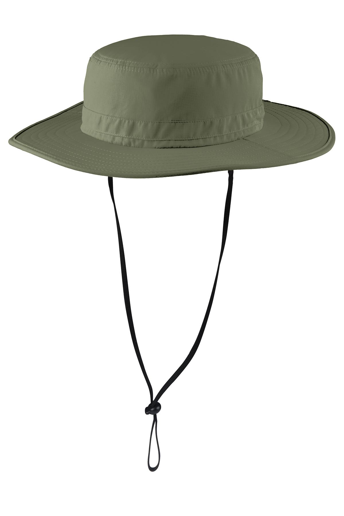 e88d2ead347c9 Port Authority® Outdoor Wide-Brim Hat
