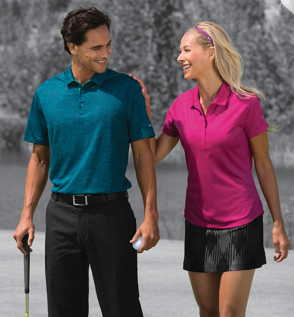 ... Nike Dri-FIT Crosshatch Polo. A maximum of 8 logos have been uploaded.  Please remove a logo from My Logos to continue