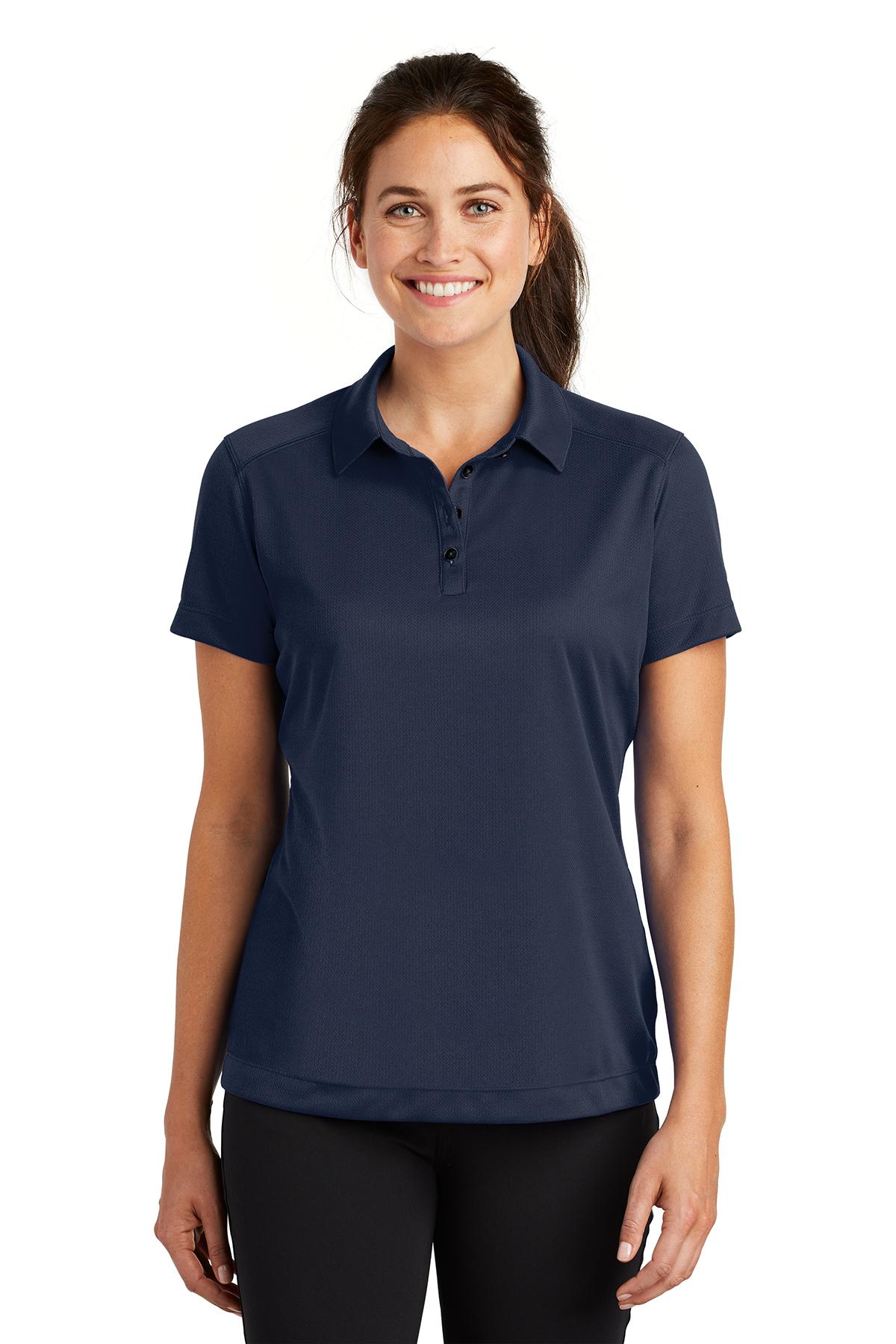 come comprare store aspetto dettagliato Nike Ladies Dri-FIT Pebble Texture Polo | Ladies/Women | Polos ...