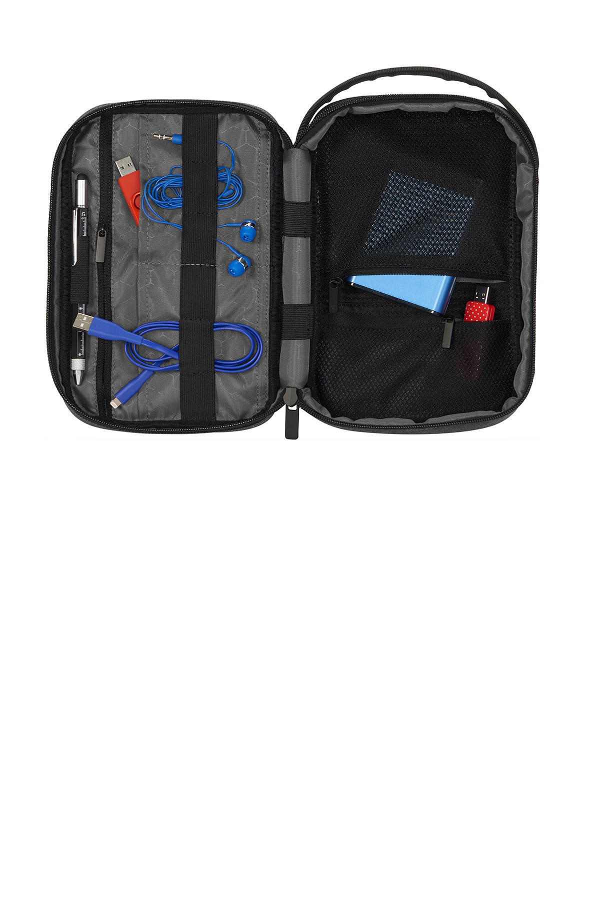 Vault OGIO® Electronics Tote/Valuables Case - BTO1037