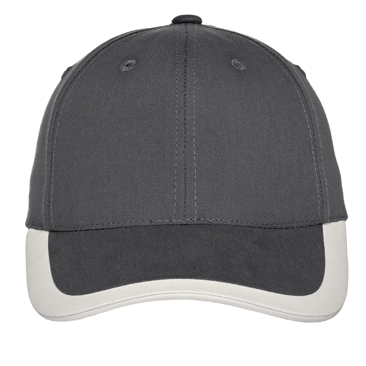 2a696391 Port Authority® Contrast Stripe Sandwich Bill Cap | Twill | Caps ...