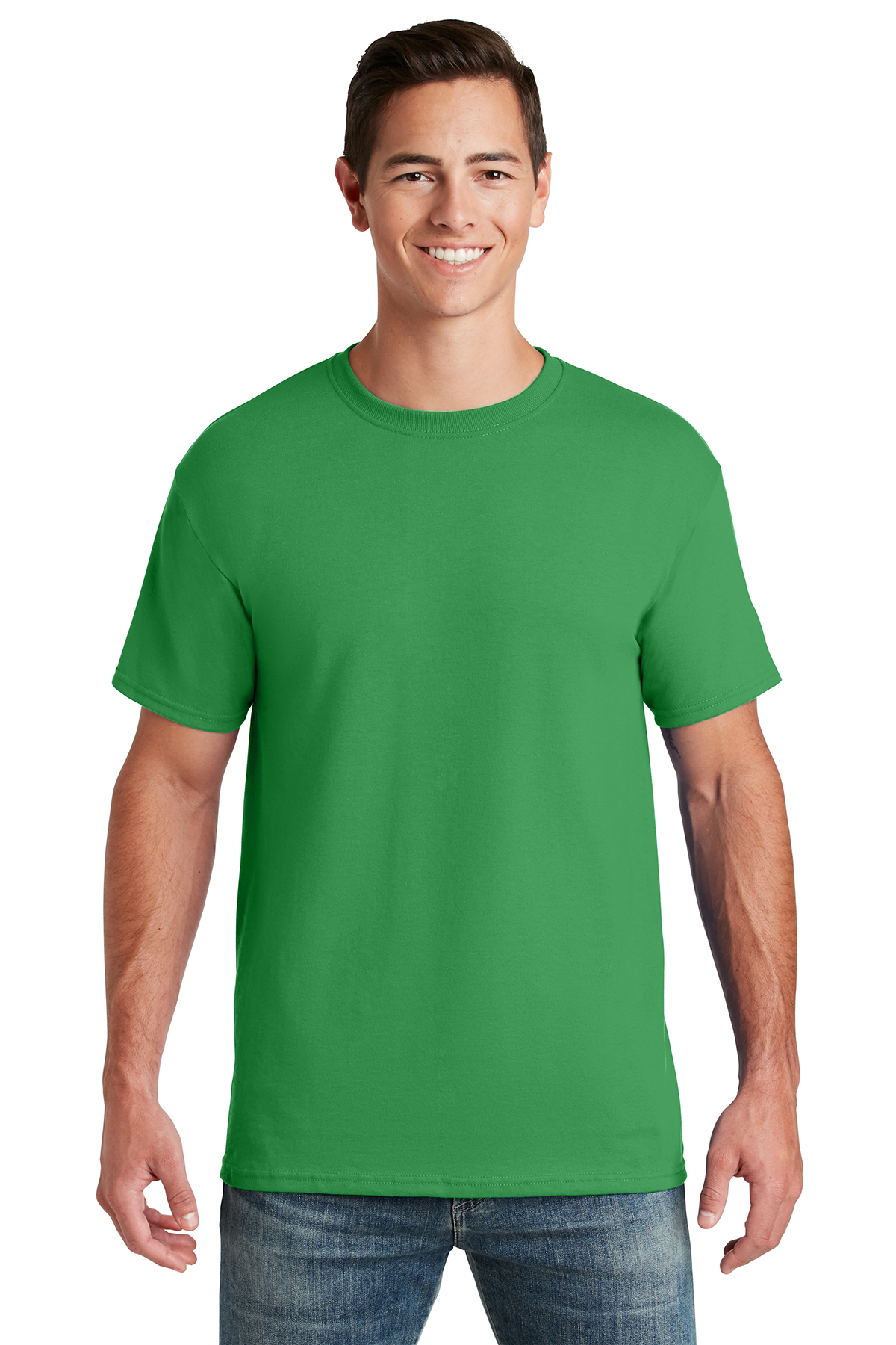 61606519 JERZEES® - Dri-Power® Active 50/50 Cotton/Poly T-Shirt | 50/50 ...