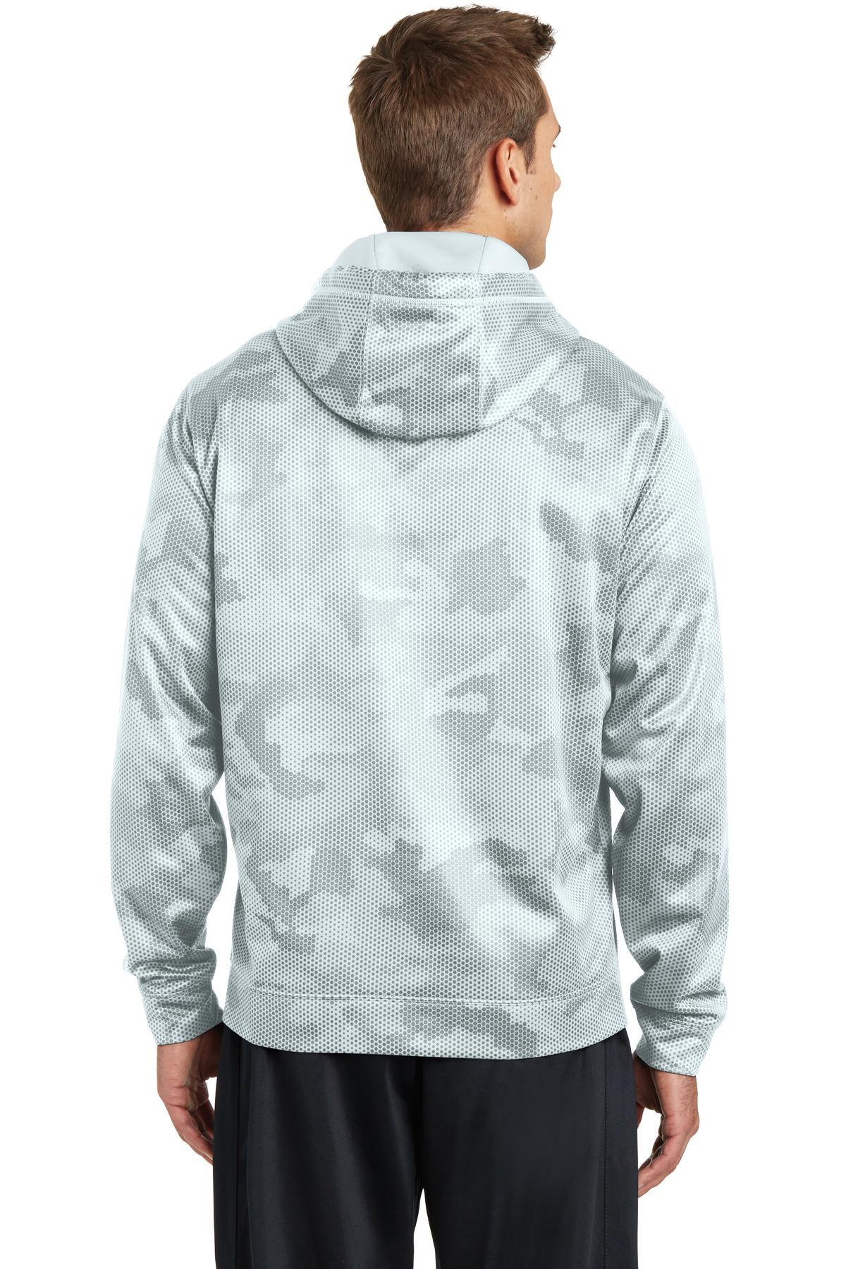 Sport-Tek Fleece Hooded Pullover ST240