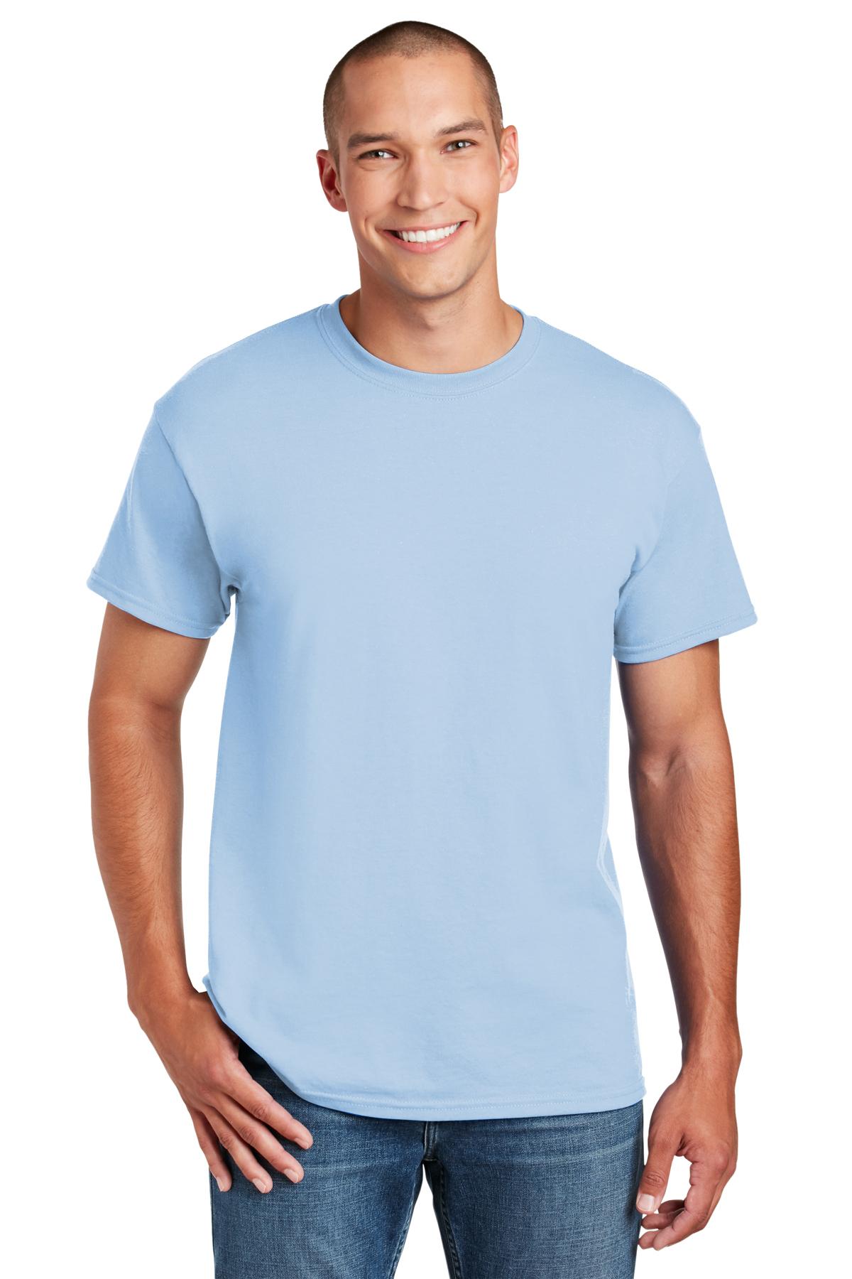 Gildan - DryBlend 50 Cotton/50 Poly T-Shirt