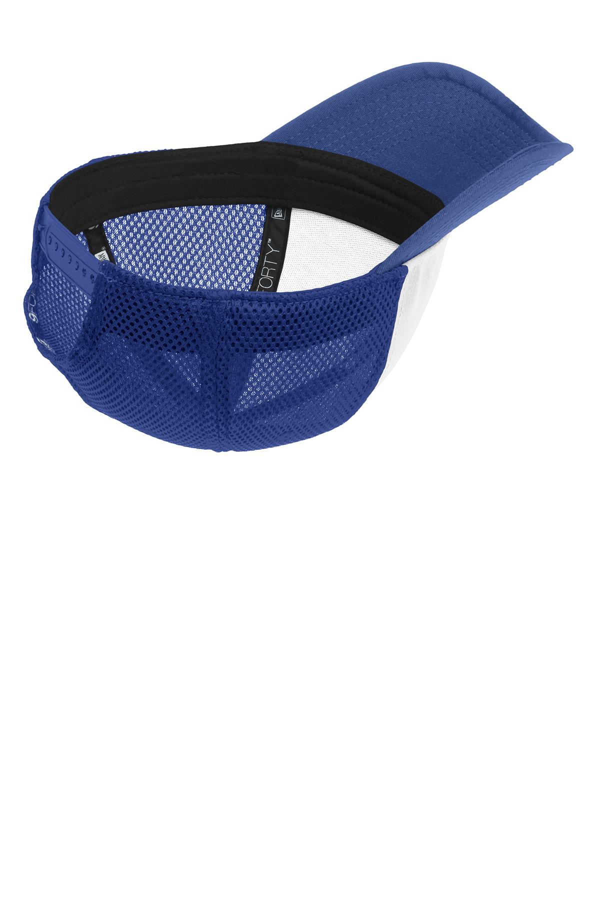 7207a9229 New Era® - Snapback Contrast Front Mesh Cap | Fashion | Caps | SanMar